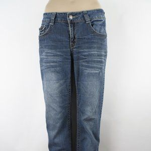 Hydraulic Boot 8 (29 X 31) Women's Denim Jeans